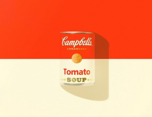 campbell's tomato soup - wilson hennessy still life photography