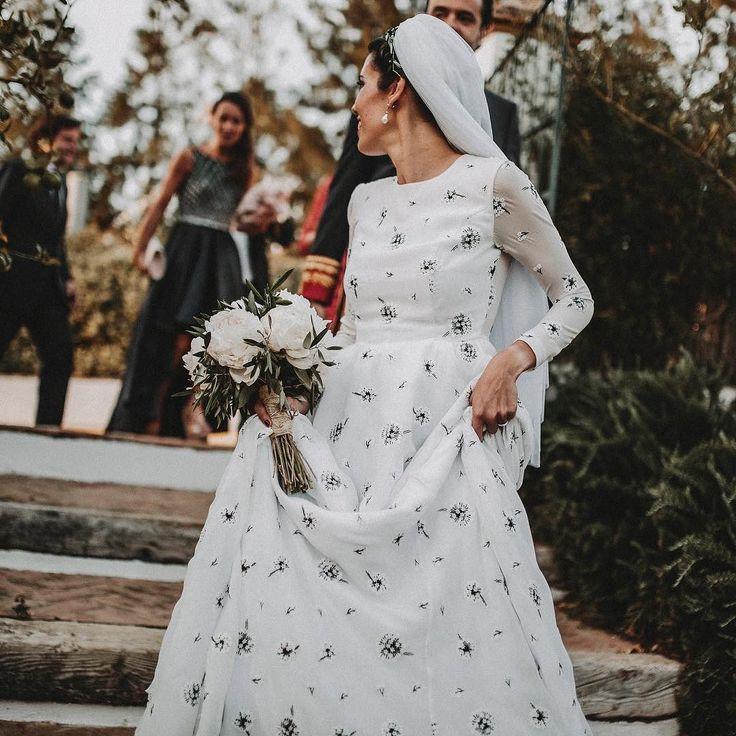 Today is WeddingDay!  Vestido @cherubinaofficial