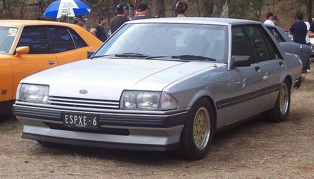 83 Ford XE Fairmont Ghia ESP