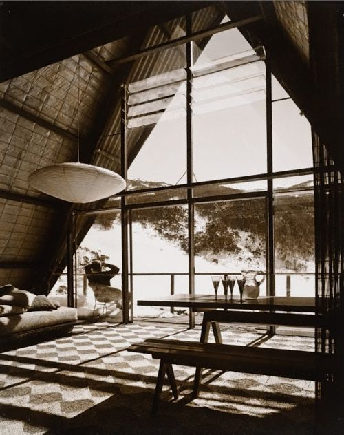 David Moore, 1960.  Reminds me of the Doss's cabin in Taos, New Mexico...