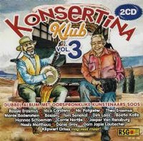 Konsertina Klub - Vol.3