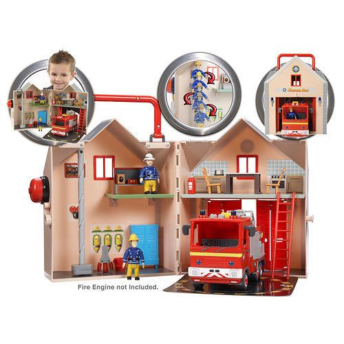 Best Fireman Sam Toys Kids : Best images about fireman playset on pinterest play