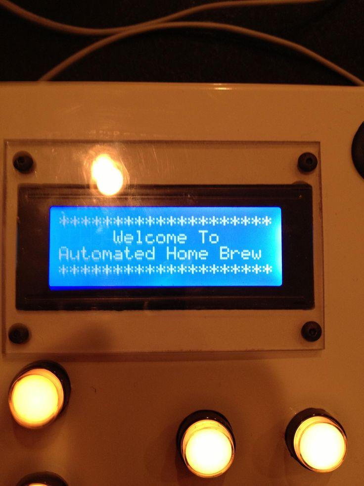 Arduino Automated Beer Machine - Imgur