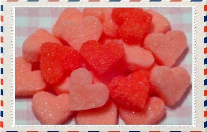 Cuori di zucchero!