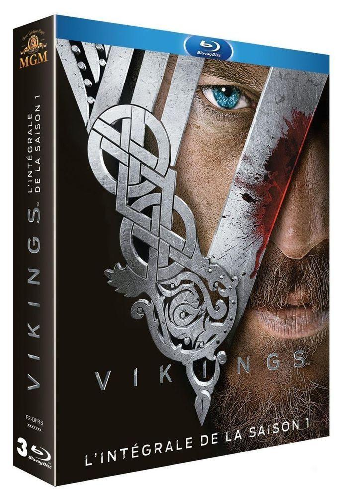 Vikings - Saison 1  - BLU-RAY
