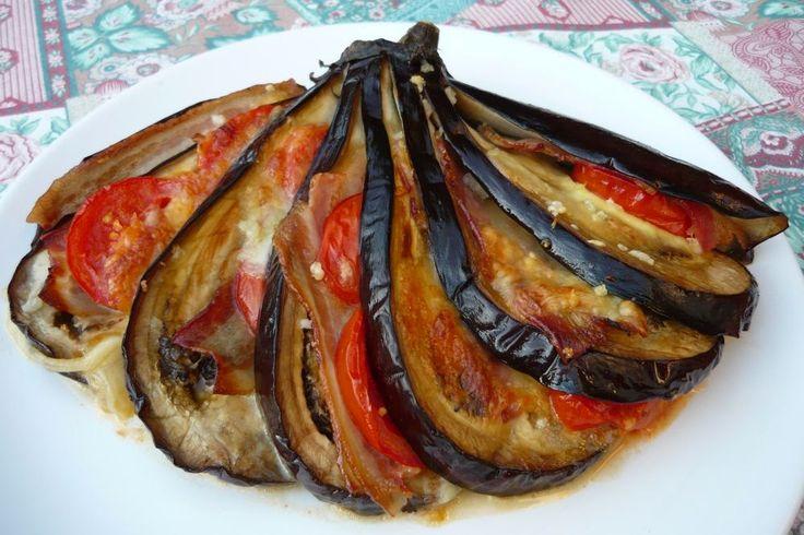 Az áfonya mámora: Padlizsán legyező
