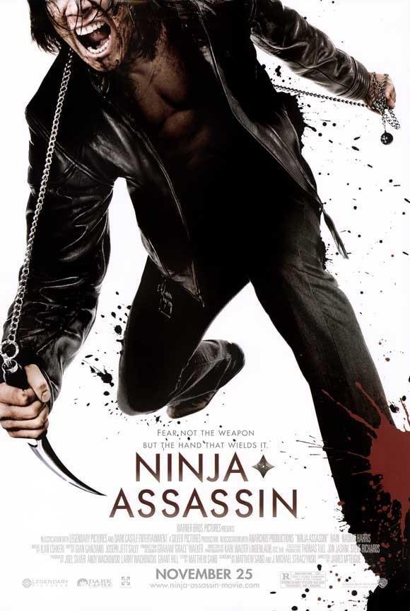 Ninja Assassin 2740 Movie Poster 2009 Assassin Movies Ninja Assassin Movie Ninja