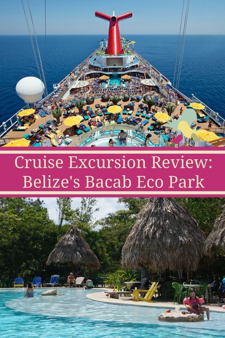 Cruise Excursion Review Bacab Eco Park In Belize Cruise Excursions Belize Cruise Port Belize Cruise
