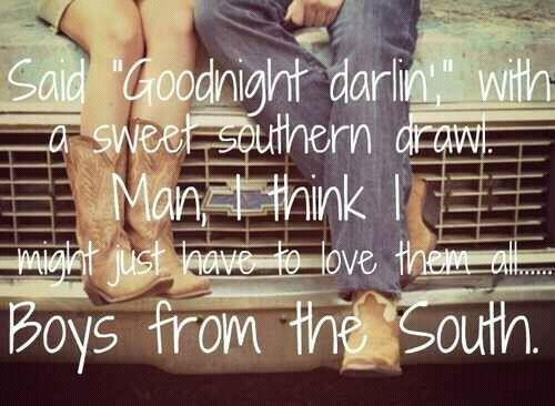 Boys From The South -Pistol Annies