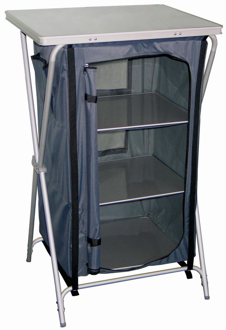Outdoor Connection Quickfold Pantry Camping Pantry