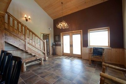 Pole barn home interior pole barn pinterest pole Barn home interiors