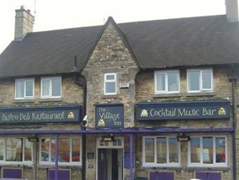 Pub in Corby, England