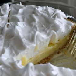 """Flapper Pie   """"Graham wafer cream pies such as this one became popular in Canada during World War I; later, this became known as """"Flapper Pie"""" throughout western Canada."""""""