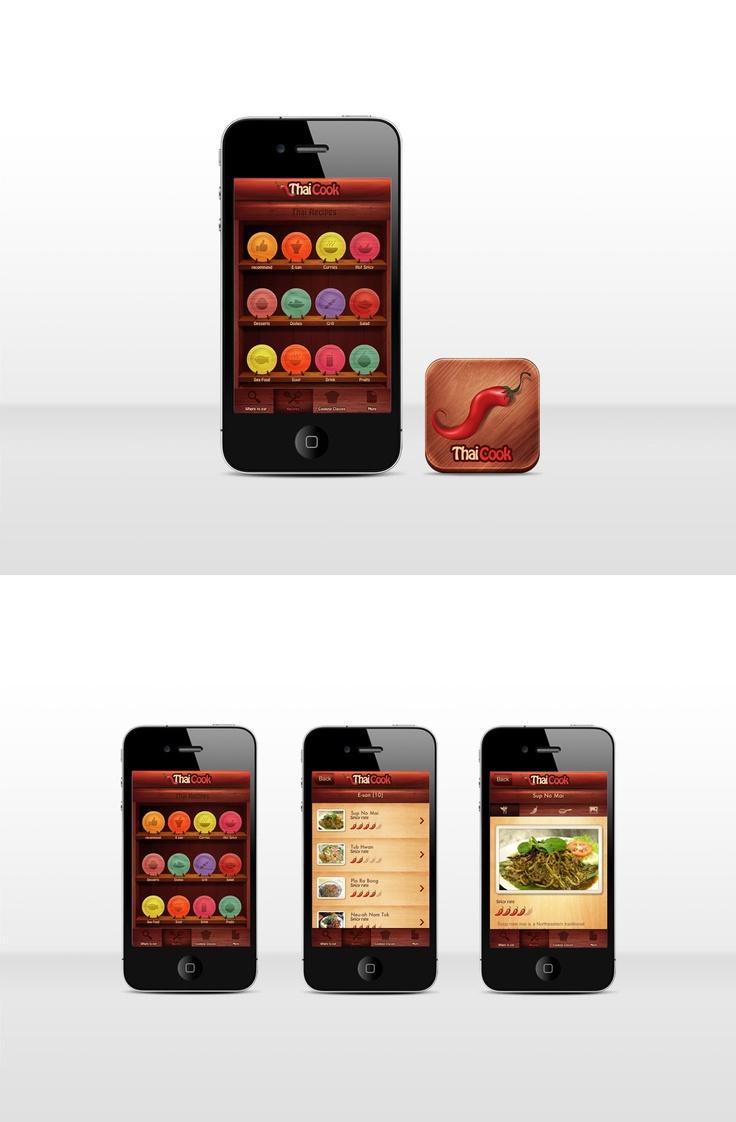 Thai Cook apps
