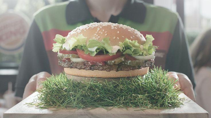 Mit dem Sieger-Spirit zum Titeltraum: Der Mannschafts-WHOPPER von Burger King