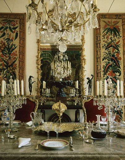 17 Best Images About Yves Saint Laurent Interior Design On