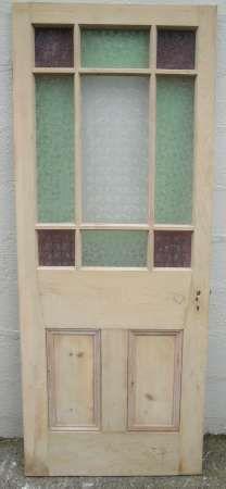 Abergavenny Reclamation - Glazed Doors
