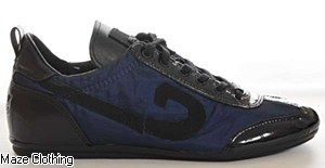Cruyff Vicenzo Trainers Royal Blue - Maze Clothing