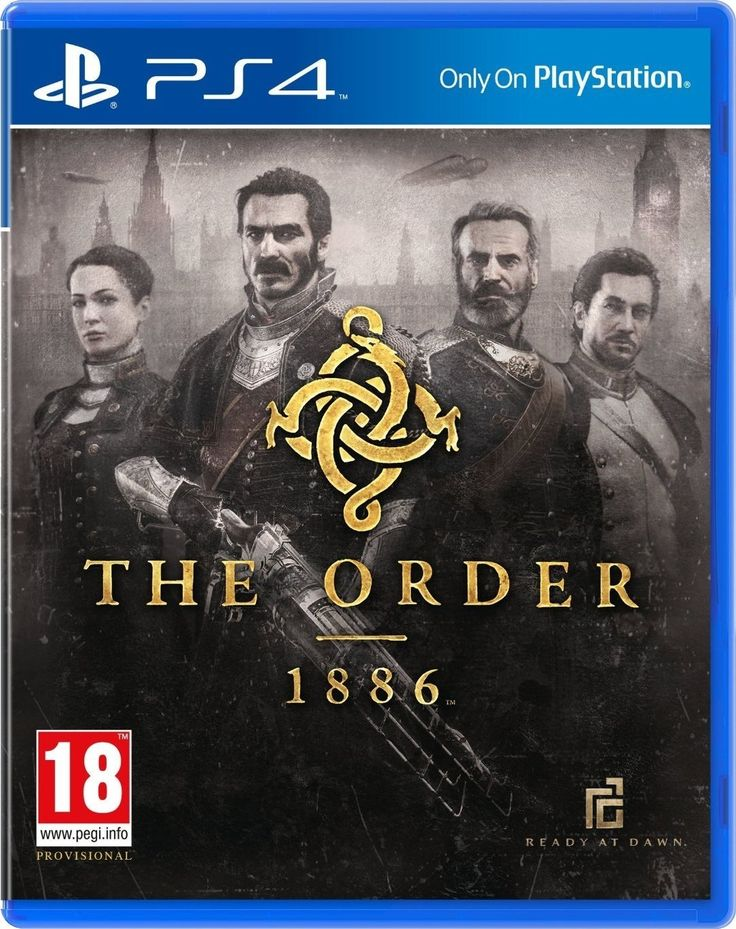 The Order 1886 PS4-peli, 25,00€ (Norm. 39,95€). Konsolinet, 5. krs.