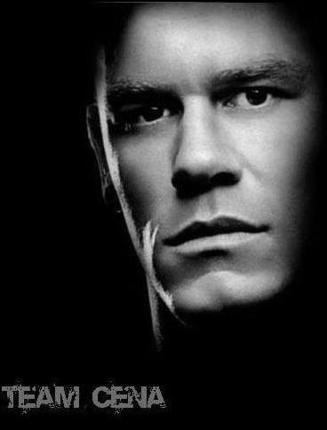 I want to be on Team Cena