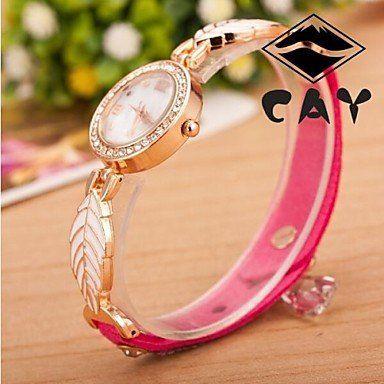 Sale Preis: - Analog - Blume - Armband-Uhr - f¨¹r Damen , F¨¹r Damen. Gutscheine & Coole Geschenke für Frauen, Männer und Freunde. Kaufen bei http://coolegeschenkideen.de/analog-blume-armband-uhr-f%c2%a8%c2%b9r-damen-f%c2%a8%c2%b9r-damen
