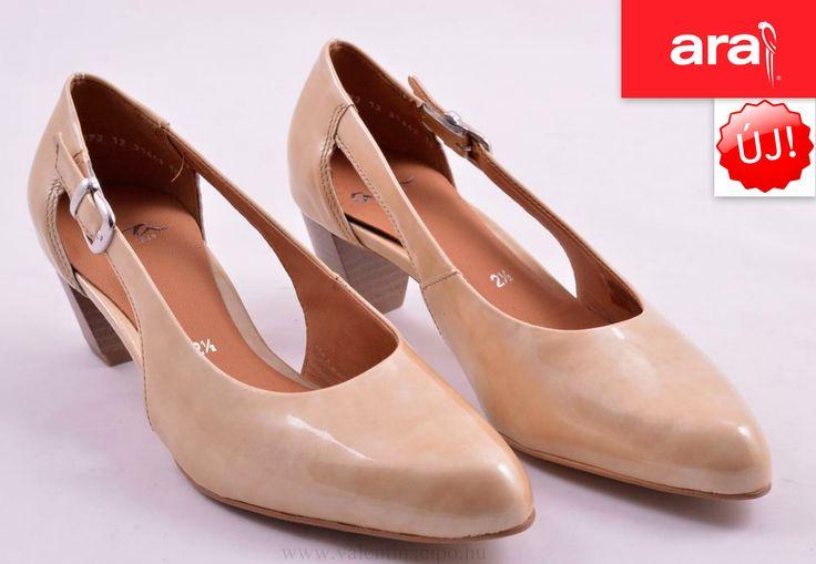 Ara női alkalmi cipő a Valentina Cipőboltokban és webáruházunkban!  http://valentinacipo.hu/ara/noi/bezs/pumps/142318940  #ara #ara_cipő #alkalmi_cipő #Valentina_cipőboltok