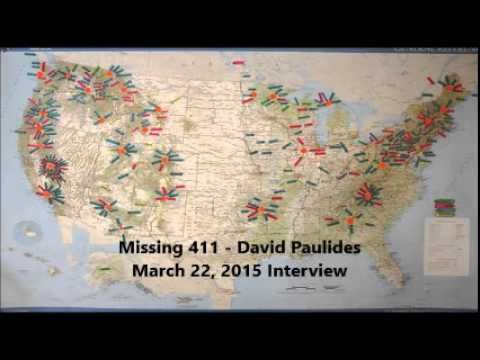 "Vanishing Clusters Of People ""Chilling New Patterns"" Found In Mysterious Disappearances- Coast To Coast Interview With David Paulides"