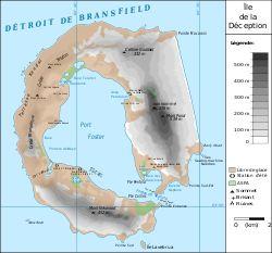 Île de la Déception — Wikipédia Je vais partir vivre là bas, elle porte le bon nom correspondant à ma vie!