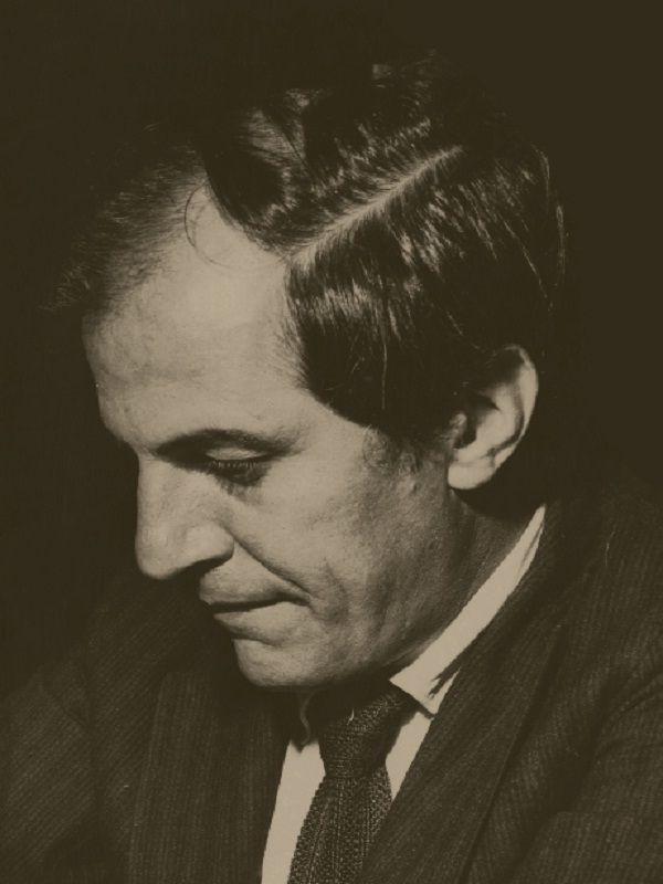 Paulo Mendes Campos (1922-1991). Poeta, cronista, tradutor, repórter e funcionário público.