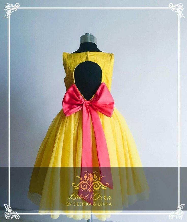 Afbeeldingsresultaat voor baba kidswear dress yellow