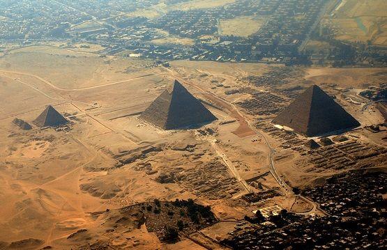 Pyramiden von Gizeh Cheops