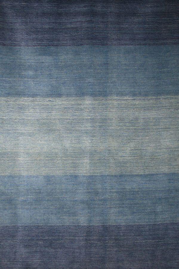 Blu Pianura Tufted a mano Tappeti TPT-2690 X 150 CM ( 3'x5′ ) | Arts of India – Italy
