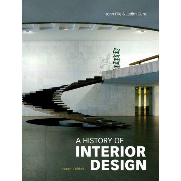 Interior design Books: A History of Interior Design | http://goo.gl/1v4Ktu | #bestdesignbooks #bookreview