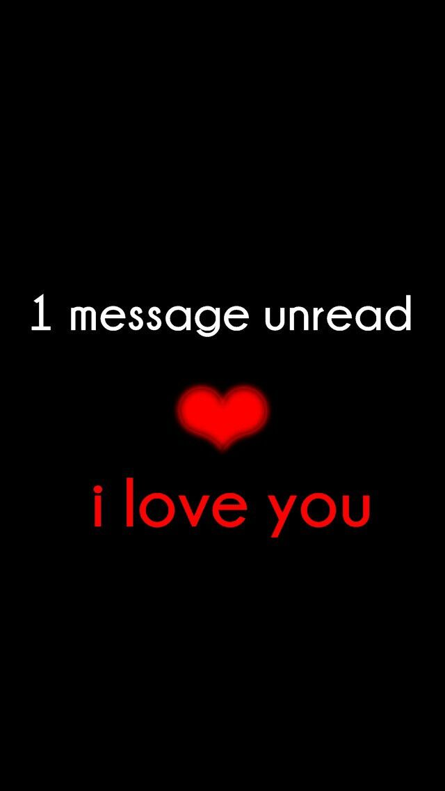 I really do babe, i would send you this message all day. Sums up my feelings for you bib