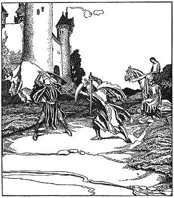 an introduction to sir lancelot du lake king arthurs best knight