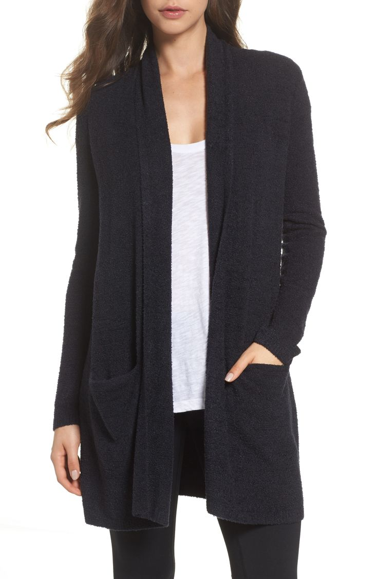 Coziest gift ever... barefoot dreams cardigans.