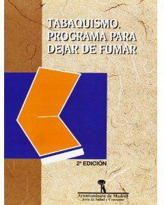 Llibre realitzat al Centro de Prevención de Alcholismo y Tabaquismo, del Departamento de Salud del Ayuntamiento de Madrid