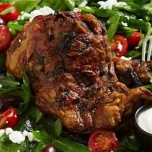 I Quit Sugar - Greek Lamb Shoulder