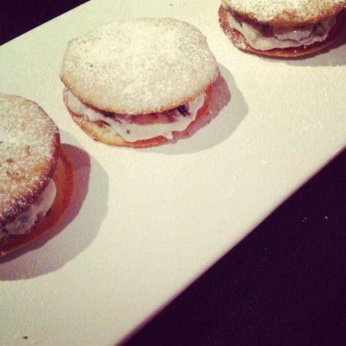 Recipe: Raspberry - Lemon Whoopie Pies - Sunset & Vine