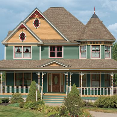 Eye Catching Trim For Paint Color Ideas Ornate Victorian Era Houses