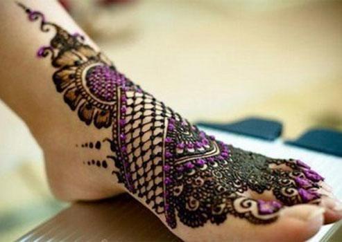 How to Darken Henna on Hands and Feet?  #MehendiDesigns #HennaDesigns