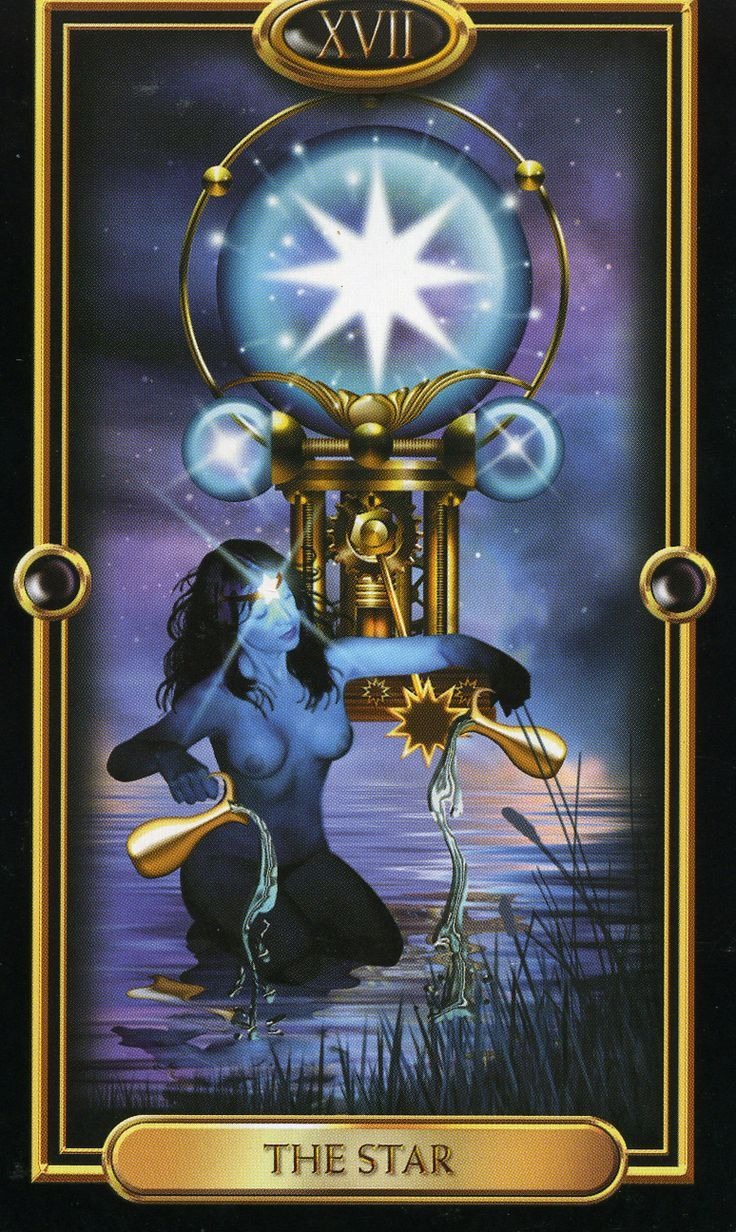 The Gilded Tarot Images On: The Gilded Tarot Images On