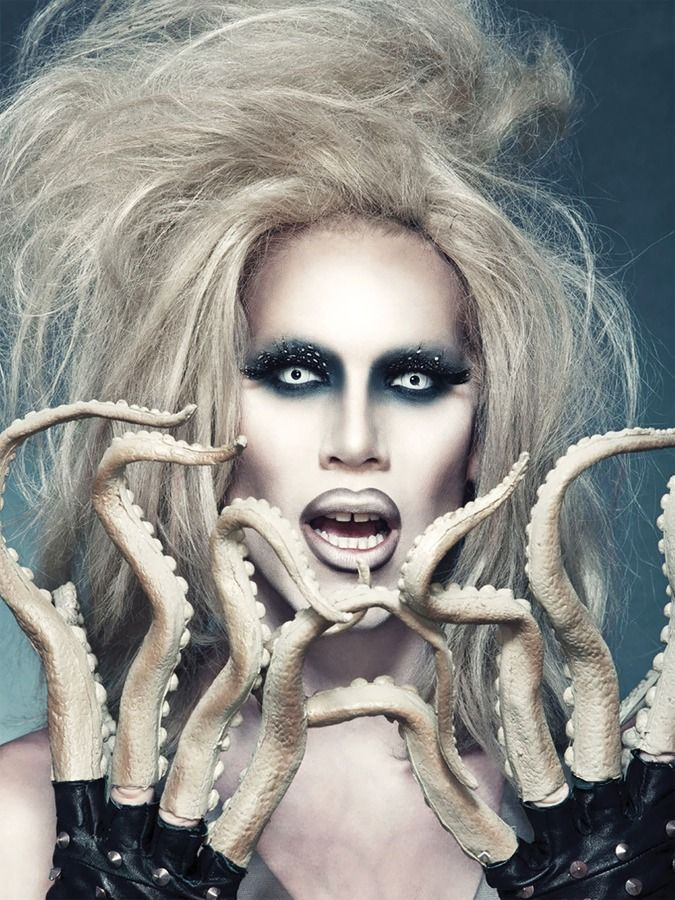 RuPaul's Drag Race, Sharon Needles, Photo: Mathu Andersen