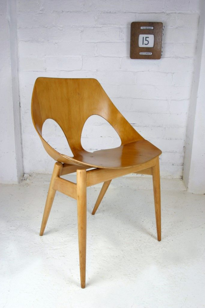 Carl Jacobs; Beech U0027Jasonu0027 Chair For Kandya Ltd., ...