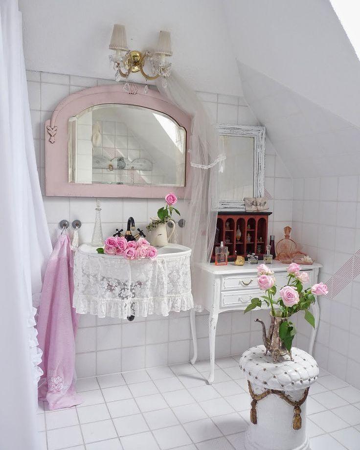 Bathroom Decorating Ideas Shabby Chic 4531 best shabby chic home 3 images on pinterest | shabby chic