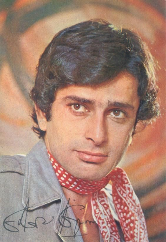 India's First International Superstar Shashi Kapoor Turns 75 - http://www.thecelebstimes.com/