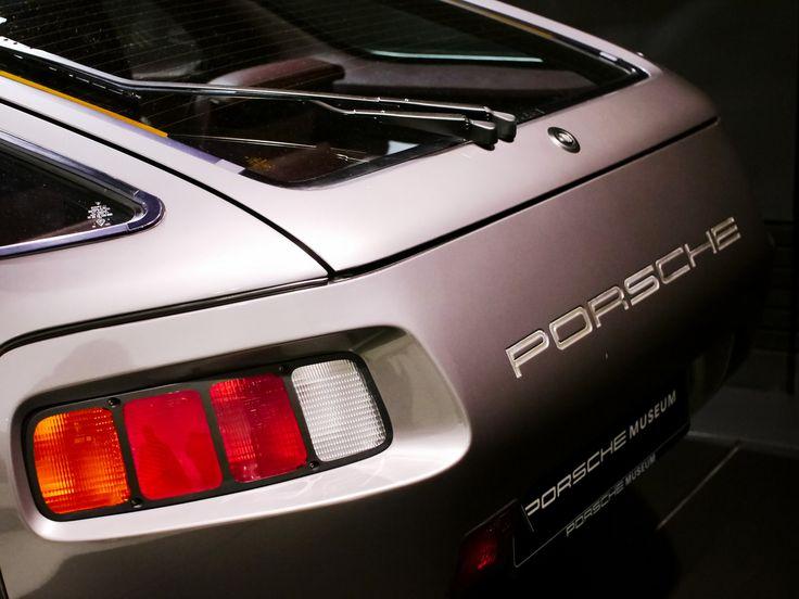 Porsche 928 - Porsche Museum