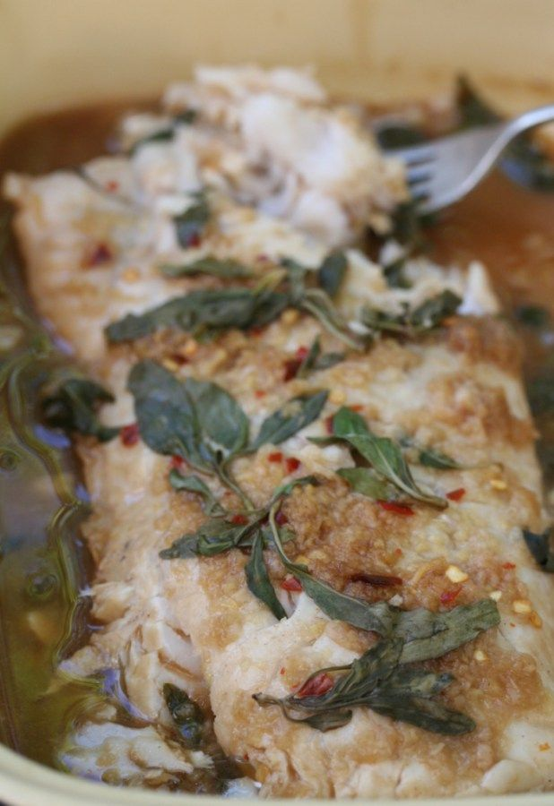 how to prepare hake fish