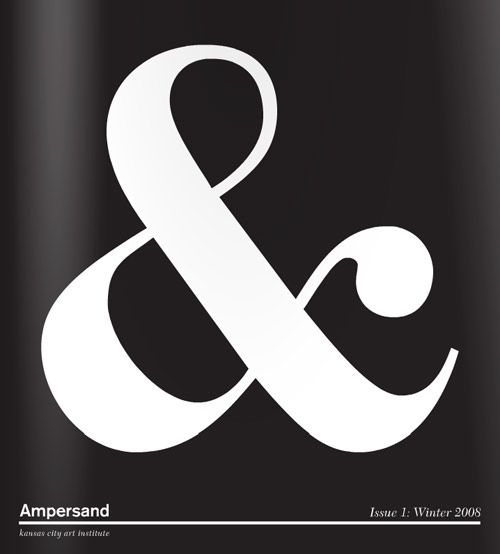 Kansas City Art Institute: Ampersand