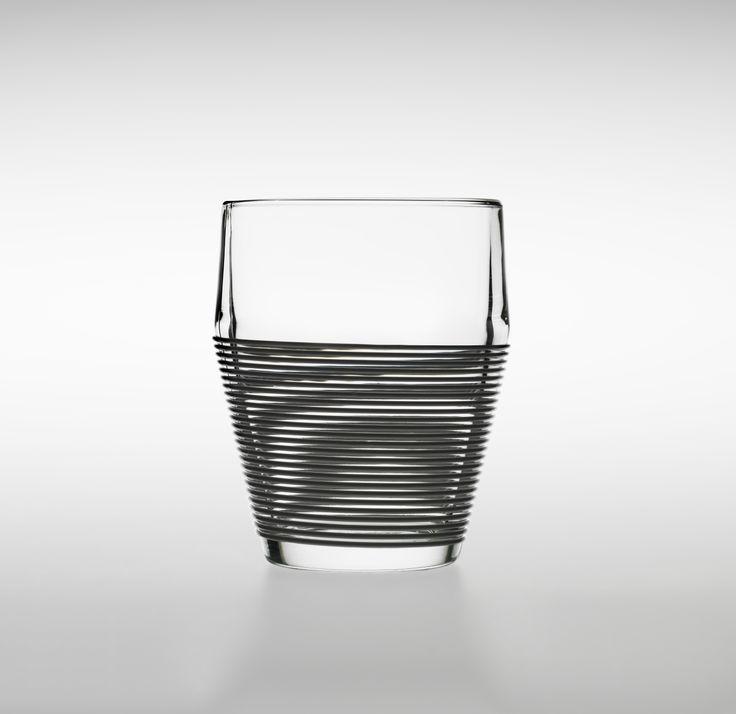 BLACK TIMO TERMO GLASS BY TIMO SARPANEVA